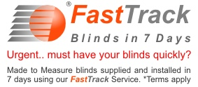 FastTrack Service - Blinds in 7 Days