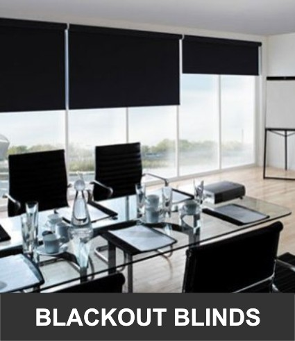 Office Blackout Blinds